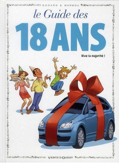 Bon Anniversaire 18 Ans