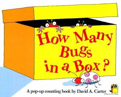 Cover image for How many bugs in a box? : a pop-up counting book