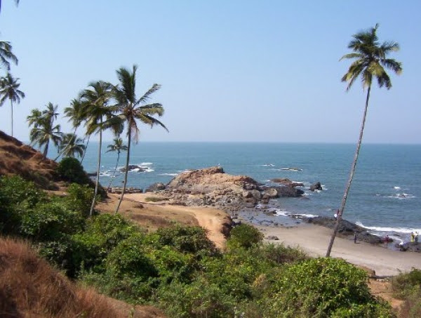 Varca Beach Goa India Location Map,Location Map of Varca Beach Goa India,Varca Beach Goa India accommodation destinations attractions hotels map photos reviews,varca beach hotel resort club mahindra goa reviews to calangute beach distance