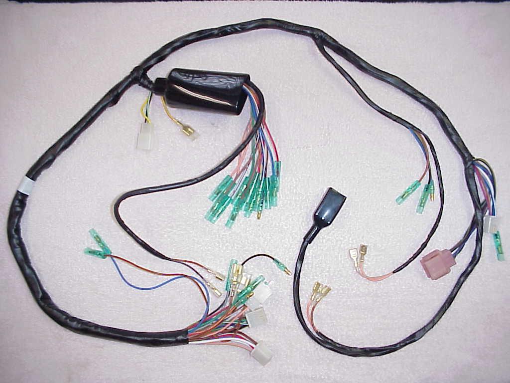 77 Kz1000 Stator Wiring Diagram - Fuse & Wiring Diagram