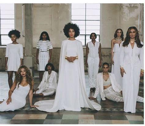 Bridesmaid: Janelle Monae Maid of Honor: Beyonce #Solange