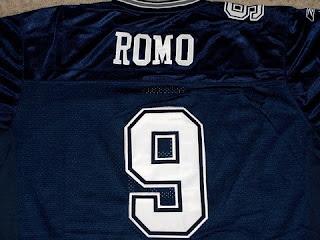 Romo Cowboys Jersey