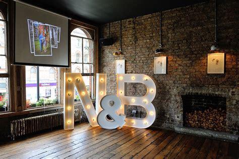 City Chic Trendy London Wedding Reception Venues   Nu Bride