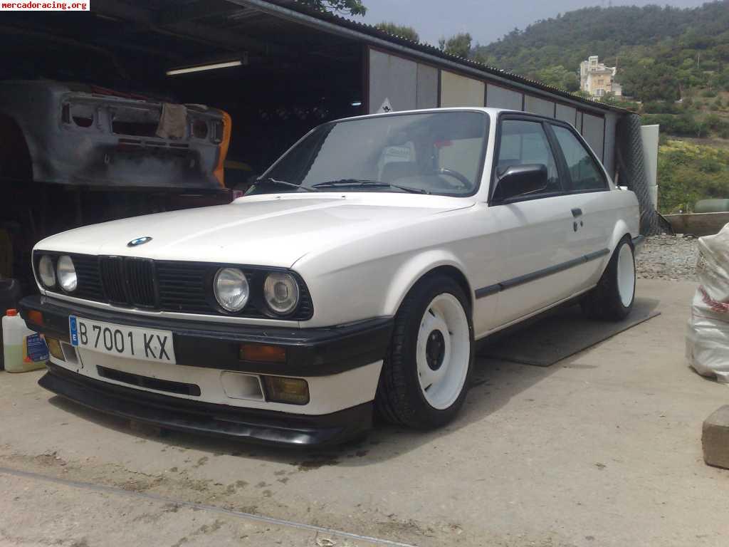 BMW E30 JungleKeyde Bilder