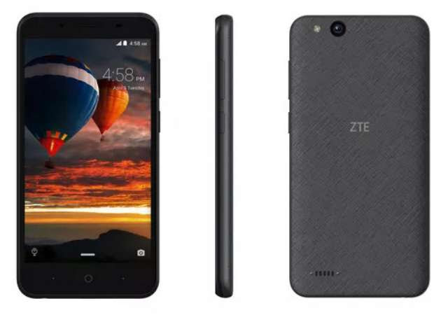 ZTE Announced Its First Android Oreo Go Edition Smartphone at MWC2018