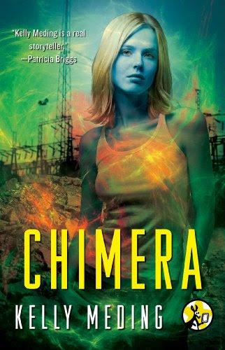 Chimera by Kelly Meding