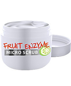 Fruit Enzyme Micro Scrub (2oz)