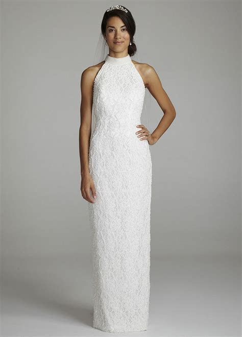 high neck halter wedding dresses     gowns, bride