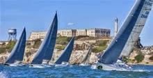 J/120s sailing San Francisco Bay