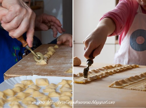 I nostri tortellini - the making of