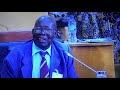 TULIKOTOKA:KATIBU MKUU  WA PILI MZAWA WA WAADVENTISTA  TANZANIA ASIMULIA ALIVYOTENGENEZA DARAJA SAA TISA USIKU MWAKA 1976 (+VIDEO)