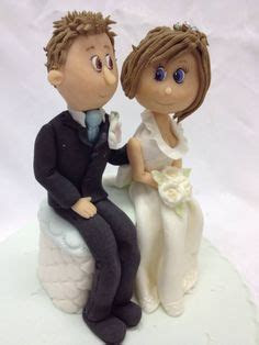 1000  images about fondant cake toppers on Pinterest