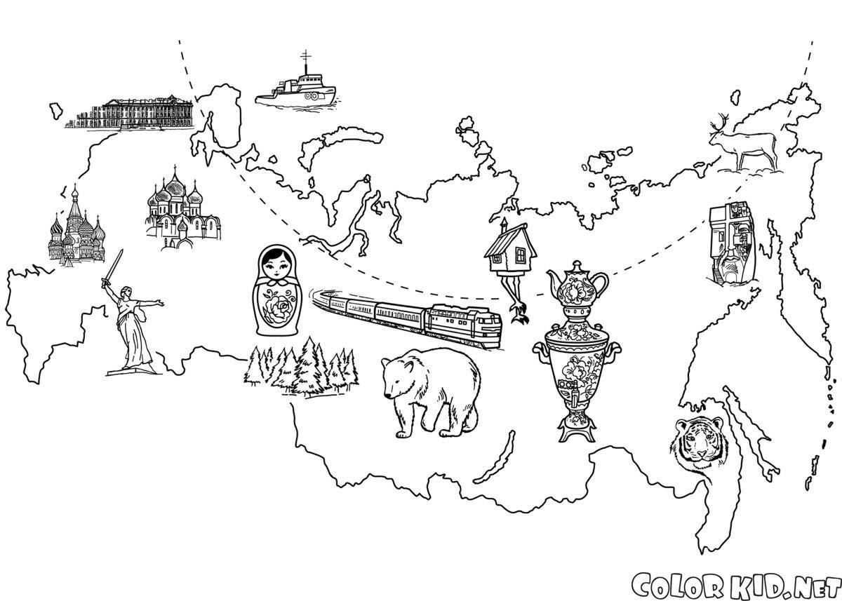 malvorlagen winter weihnachten russisch  kinder zeichnen