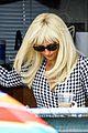penelope cruz blonde wig versace ciggarette 02