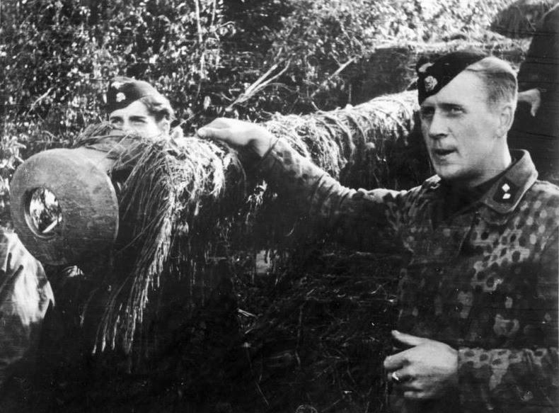 GAGOMILITARIA: DOT44 EL UNIFORME DE LAS WAFFEN SS