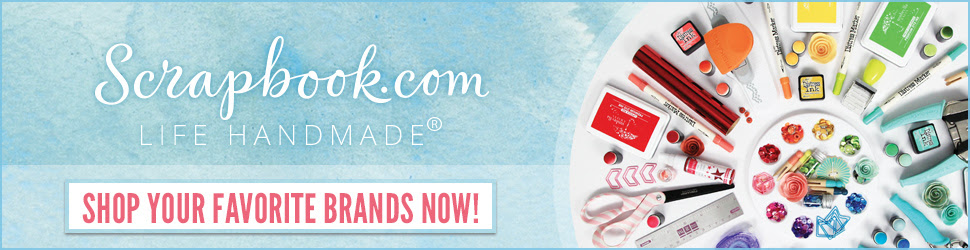 Shop Your Fav Brands at Scrapbook.com