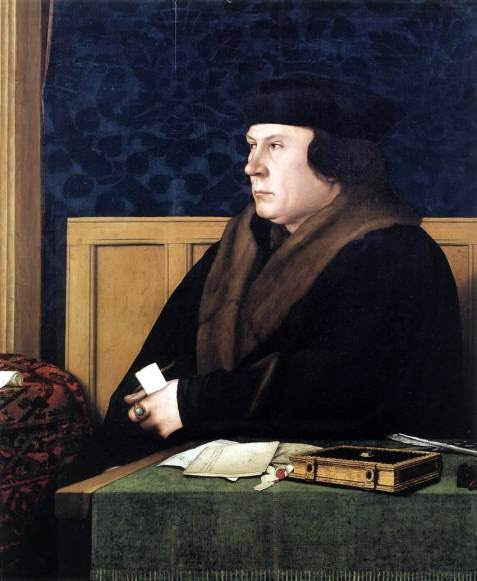 Thomas Cromwell (Hans Holbein the Younger)