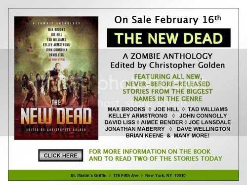 "Click here for more information on ""The New Dead"" and to read two short stories!"