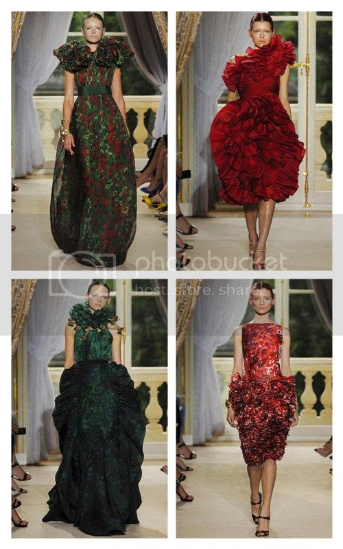 Giambattista Valli Fall 2012: Paris Haute Couture