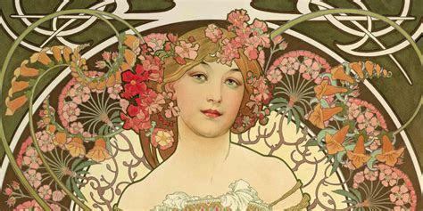 tis  season  art nouveau ritani