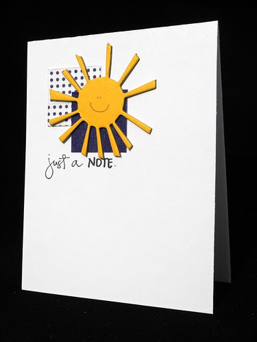 A Sunny Note
