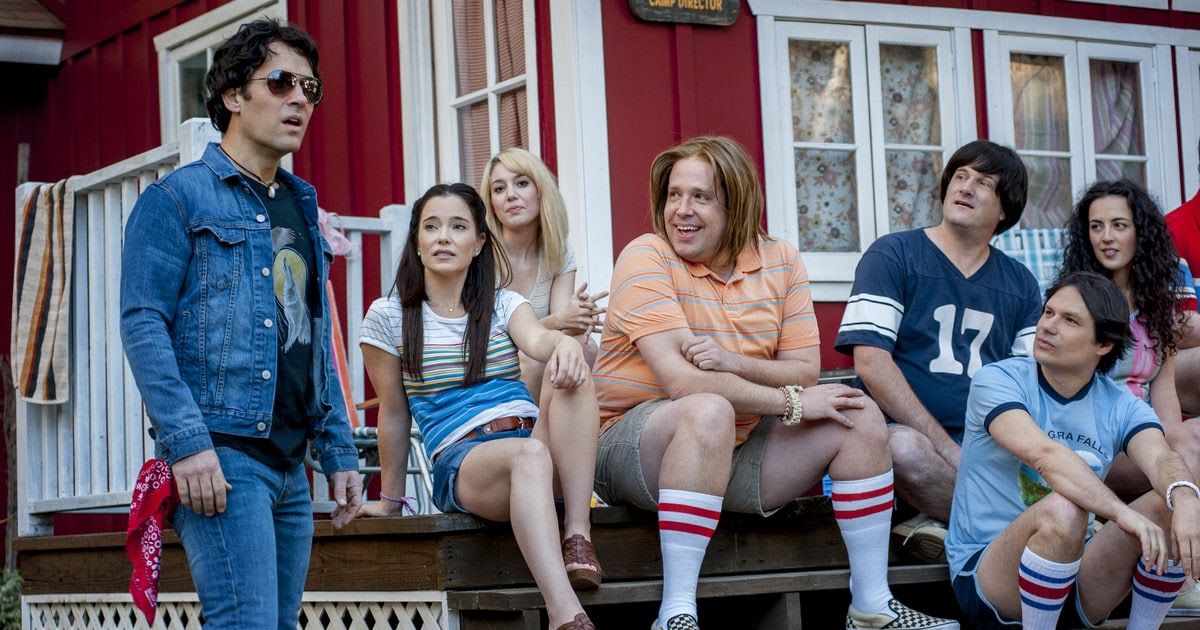 Image result for wet hot american summer ten years later