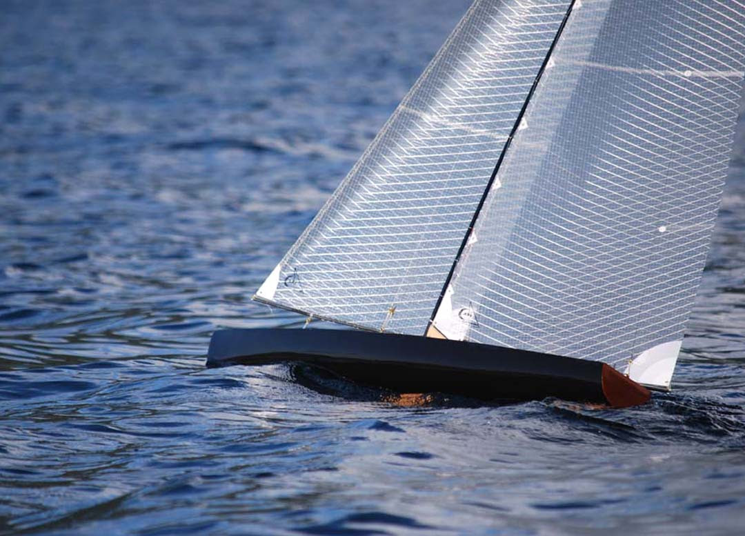 control sailboat rc pond boat, radio controlled sailboat wooden model
