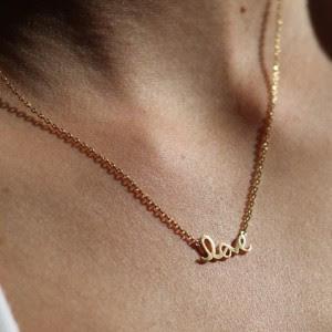 collier createur cadeau femme