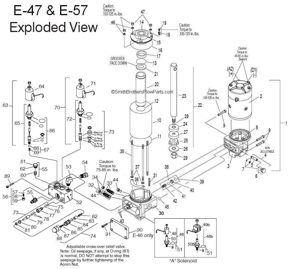 E60 Meyer Snow Plow Wiring Diagram