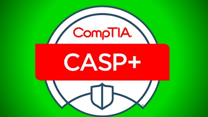 [100% Off UDEMY Coupon] - CompTIA Advanced Security Practitioner(CASP+) Practice Exams