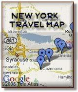 Click to see interactive NY Travel Map