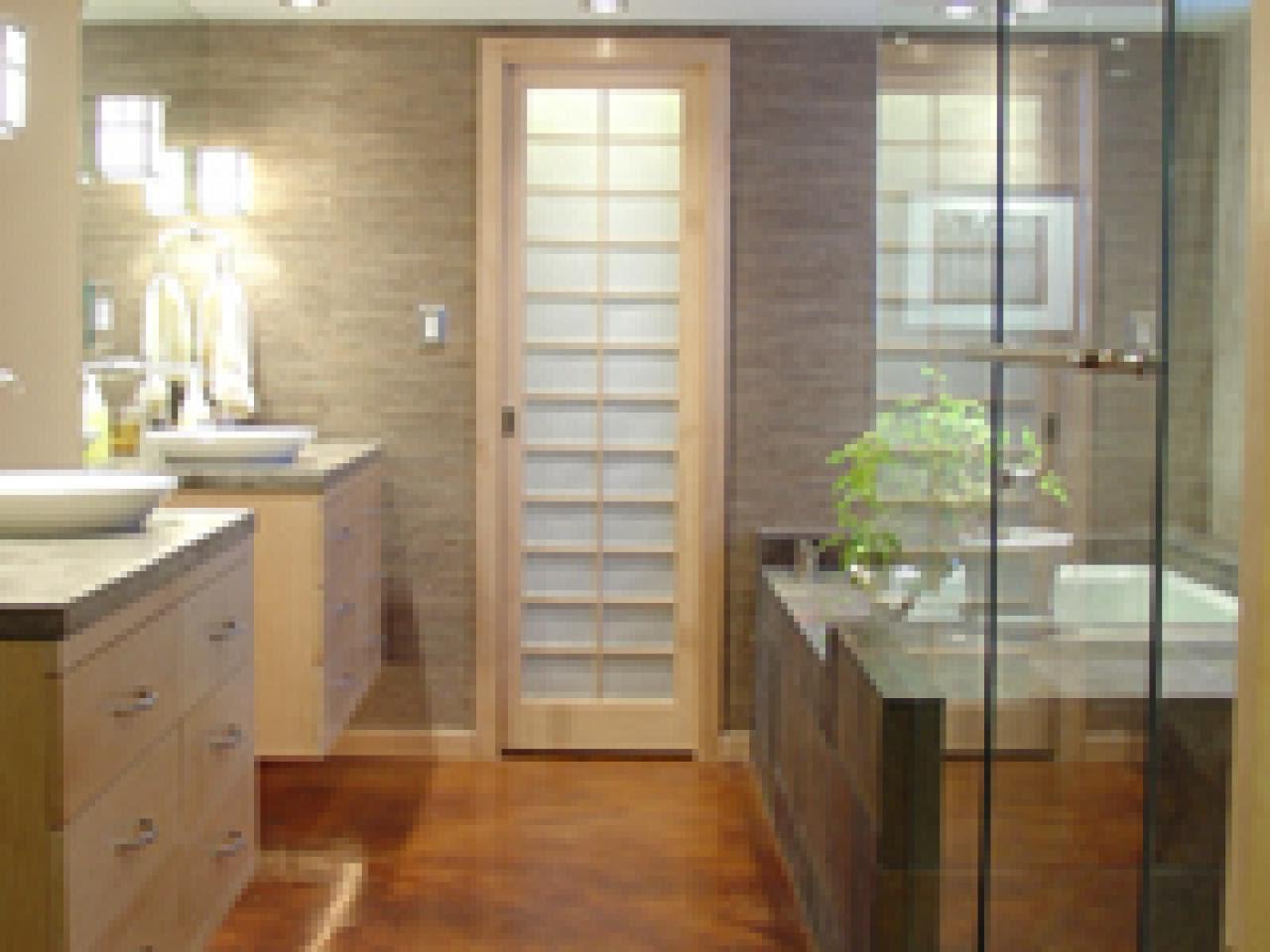 Designing Your Zen Bathroom | HGTV