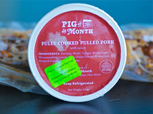 Pig of the Month Fully Cooked Pulled Pork