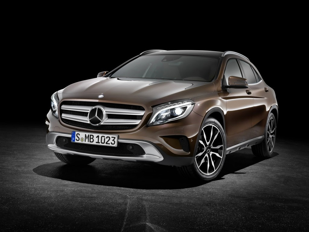 How much will the 2015 Mercedes-Benz GLA cost?
