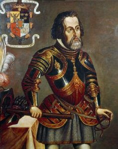 Cortes - foreign invasion