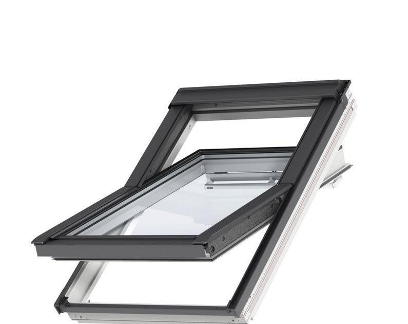 Profilé aluminium pour veranda: Velux 55x98 leroy merlin
