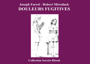 Download Free Ebooks Pdf Douleurs Fugitives Ebook