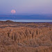 Borrego Badlands Moonrise