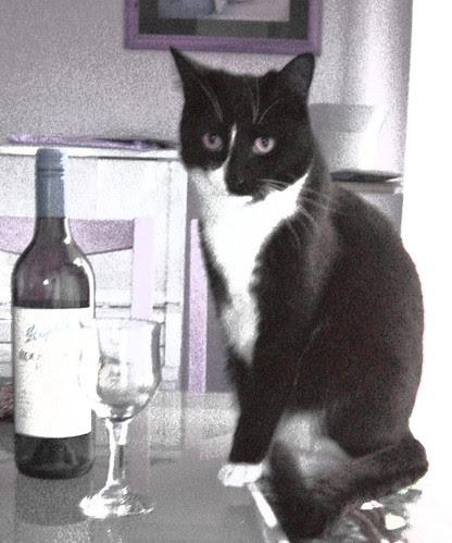 Piper the wino