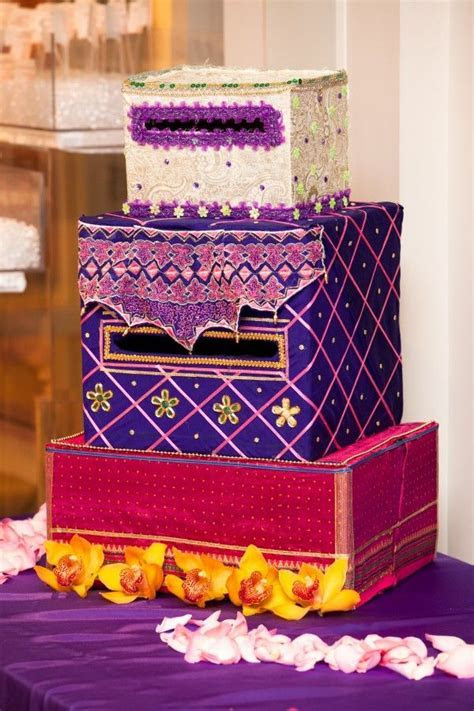 Indian wedding card box tutorial   Decorations   Indian