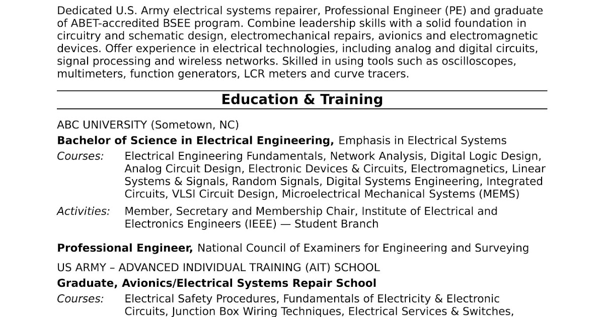 data engineer resume objective  best resume examples