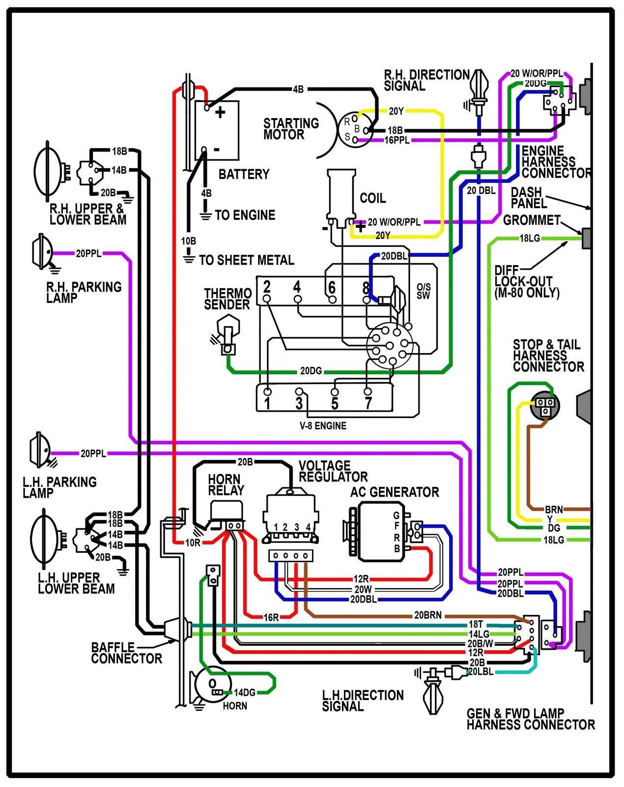 Wiring Diagram For 1968 Chevy Truck Parker Guitar Wiring Diagram Bathroom Vents Yenpancane Jeanjaures37 Fr