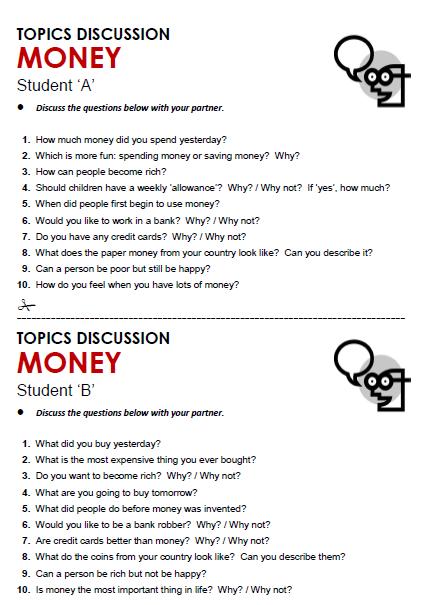 Money All Things Topics