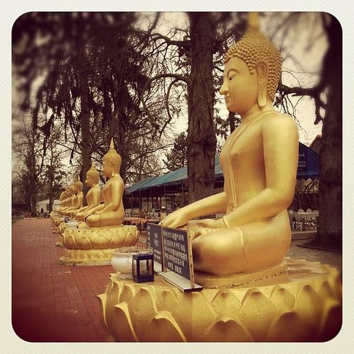 Wat Thammapathip by Jean-Fabien - photo & life™