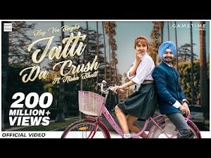 JATTI DA CRUSH LYRICS – Kay Vee Singh | Punjabi Song Video