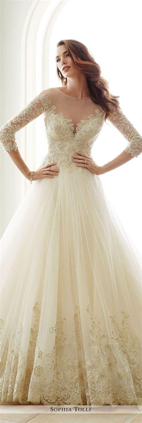 Y21666 Andria Sophia Tolli Wedding Dress   Tulle wedding
