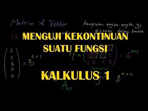 Top Menguji kekontinuan suatu fungsi Limit Kalkulus 1 ...