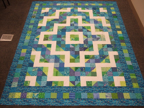 Water Quilt