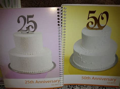 Walmart Wed/Ann. cakes 2   50th Wedding Anniversary
