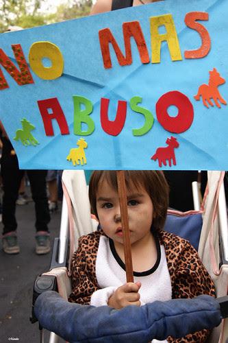 Marcha para evitar la matanza de animales callejeros by Alejandro Bonilla